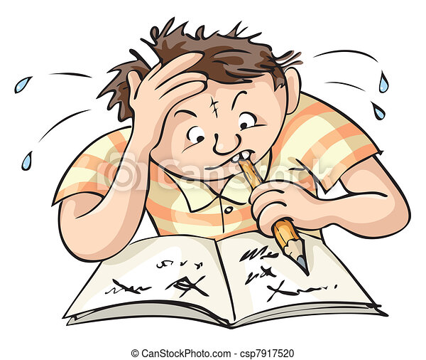 essay writing illustrations
