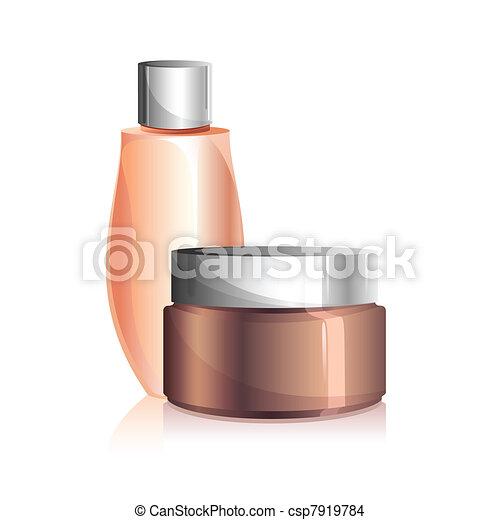 Beauty Lotion - csp7919784