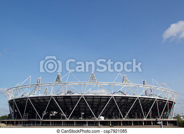 2012 Olympic Stadium - csp7921085