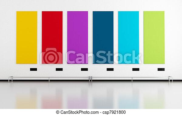 minimalista,  modern, művészet, erkély - csp7921800