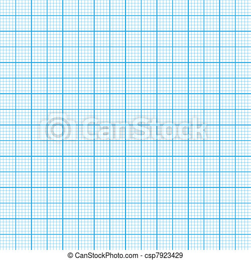 Millimeter Paper Illustration - csp7923429