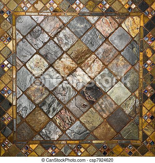 ceramic tile pattern    - csp7924620