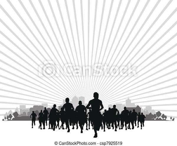 runners - csp7925519