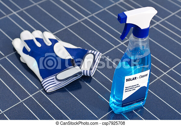 Solar cells and detergent  - english - csp7925708