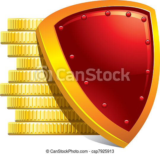 Protection of money and payments - csp7925913