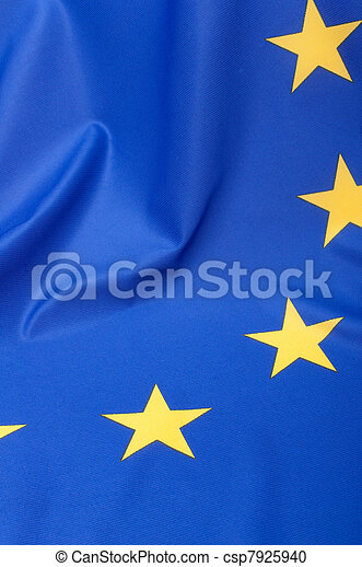 European Union Flag - csp7925940