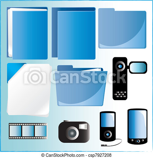 web icons - csp7927208