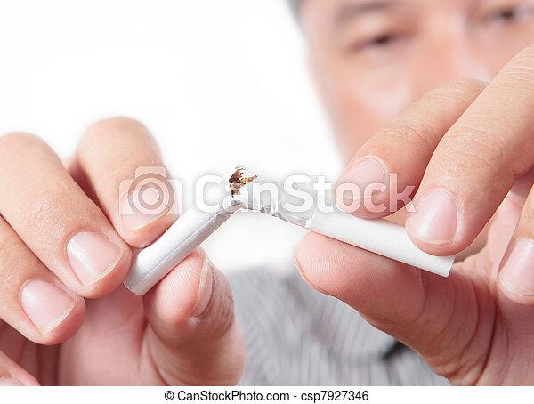 Stop Smoking - csp7927346