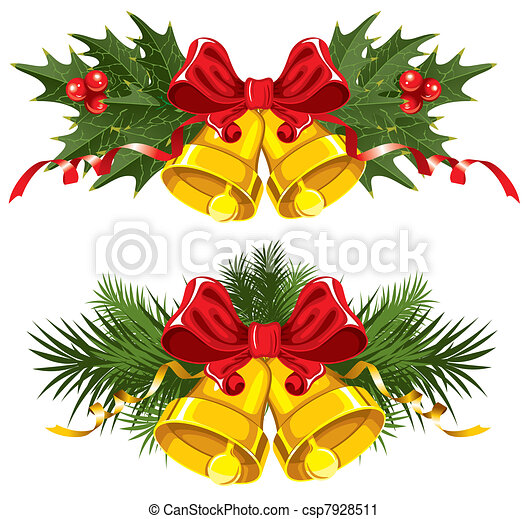 Christmas Bells - csp7928511