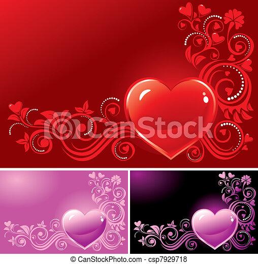 Valentine?s background - csp7929718