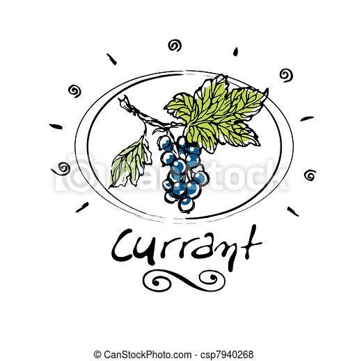 currant - csp7940268
