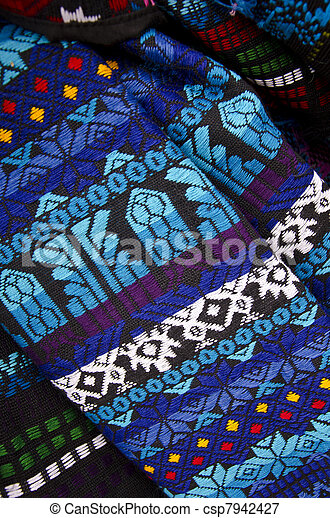 Mayan Blankets - csp7942427