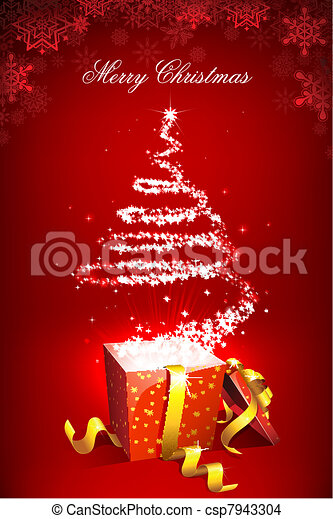 Christmas Surprise - csp7943304