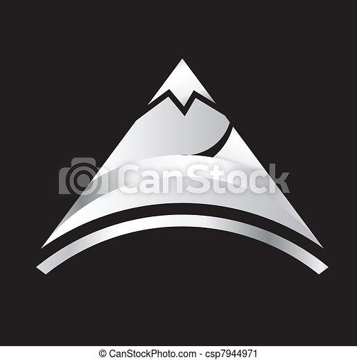 Mountain Silver - csp7944971