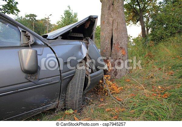 Car accident - csp7945257