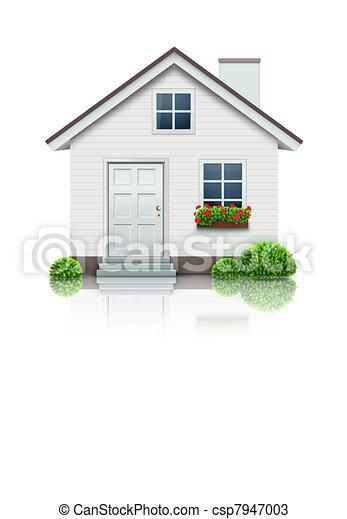 house icon - csp7947003
