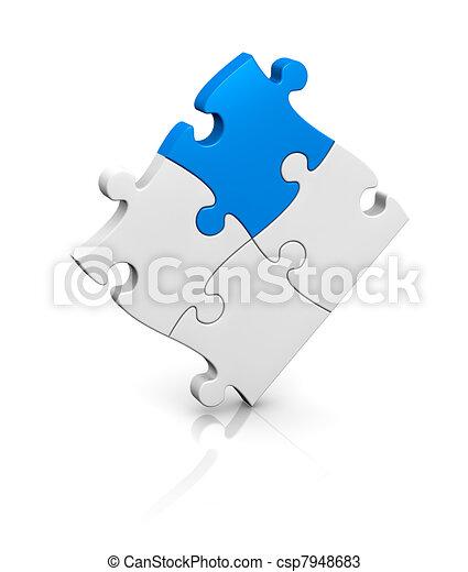 jigsaw puzzle - csp7948683