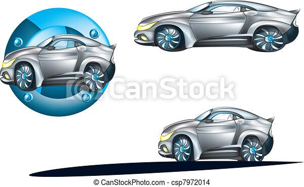 Sport car - csp7972014