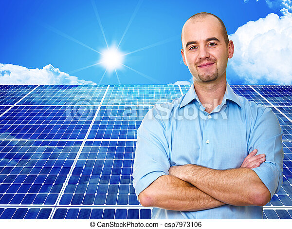 solar power - csp7973106
