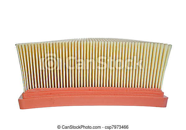 air filter side view - csp7973466
