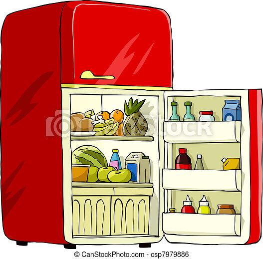 Refrigerator - csp7979886