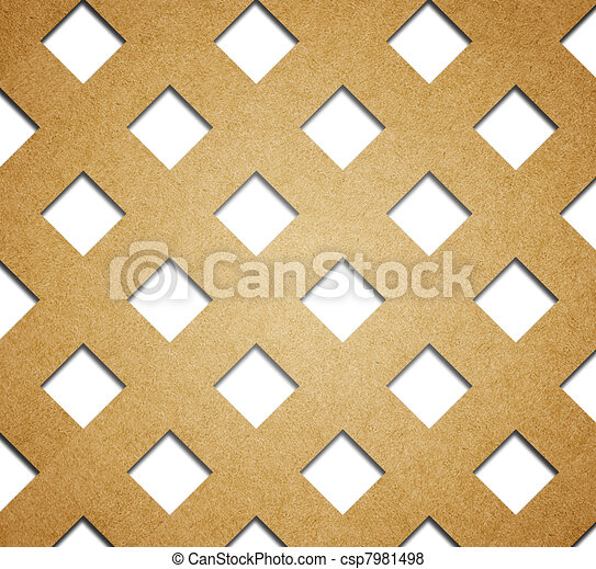 Abstract pattern paper craft  background. - csp7981498