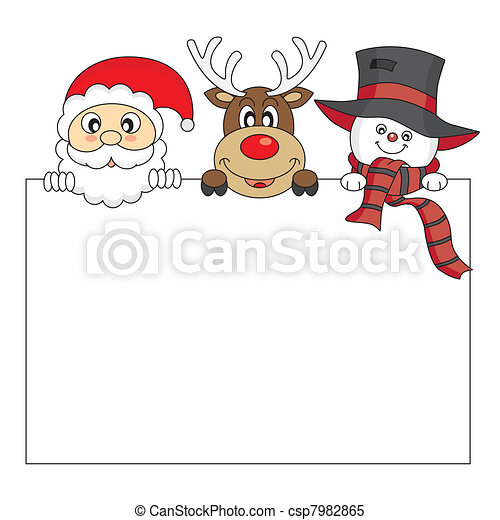 Funny christmas card clipart m4hsunfo