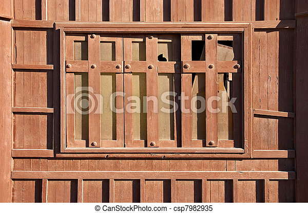 Fenster schließen clipart  Stock Bilder von schließen, altes , hölzern, auf, fenster ...