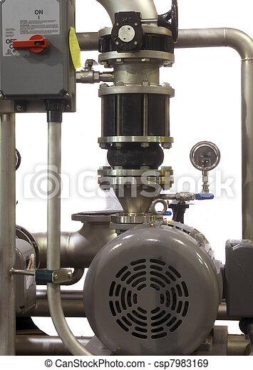Details of Industrial Pump Parts - csp7983169