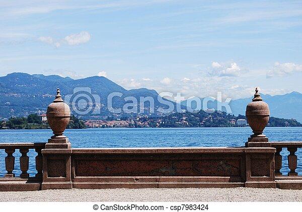 Lake Maggiore - csp7983424