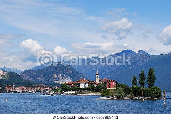 Lake Maggiore - csp7983443