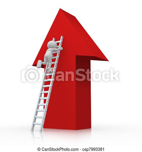 Ladder - csp7993381