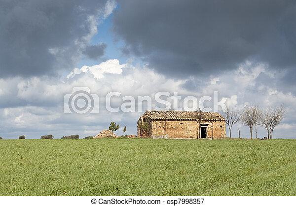 Ruins - csp7998357