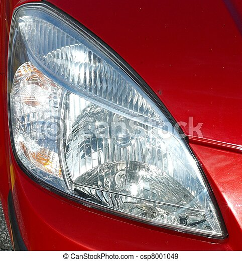 AUTOMOBILE HEADLIGHT - csp8001049