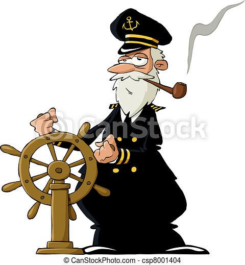 Captain - csp8001404