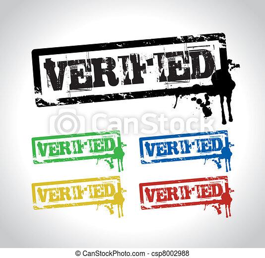 verified sign - csp8002988