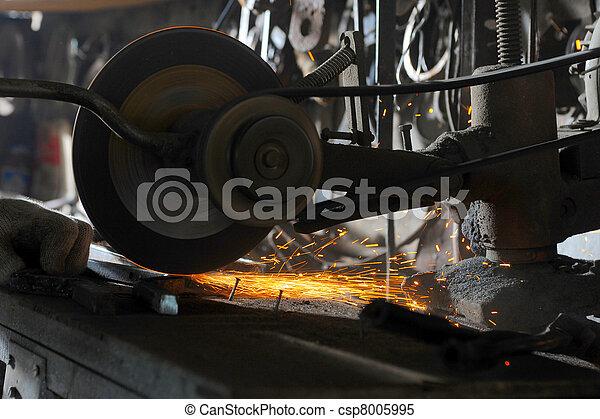 abrasive disk machine - csp8005995