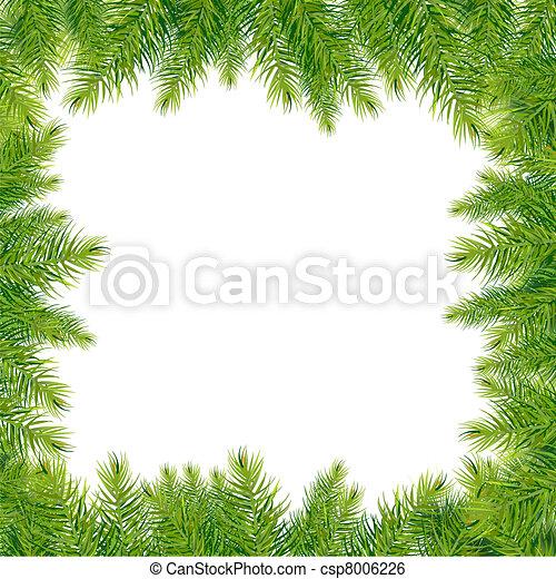 Christmas Tree - csp8006226