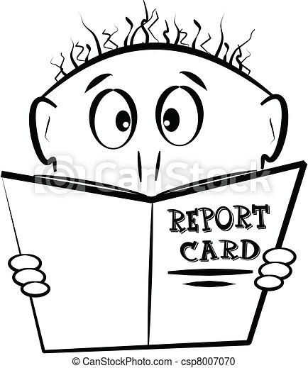 report card  - csp8007070