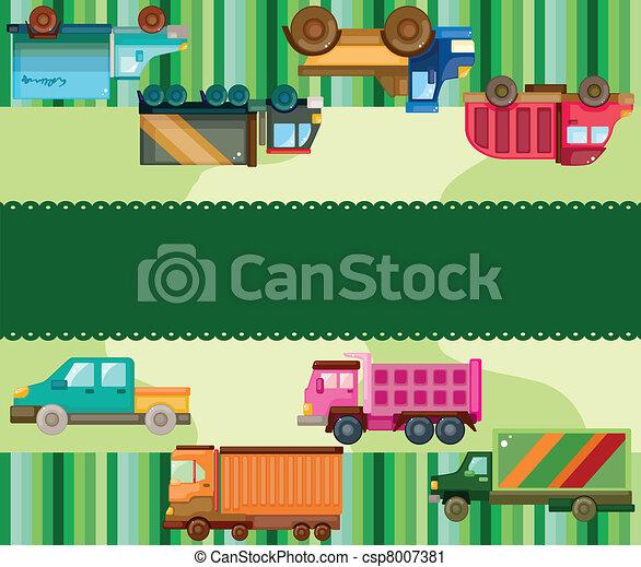 truck card - csp8007381