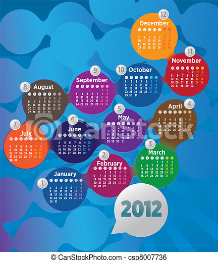 Prepared for the calendar year 2012 - csp8007736