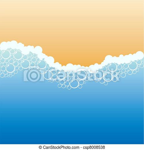 Coastline. - csp8008538