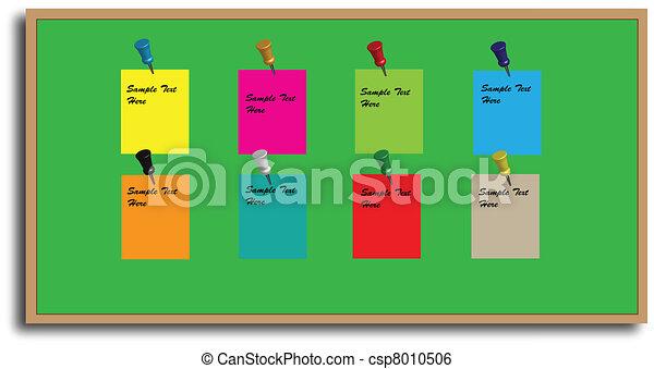 Pinboard - csp8010506