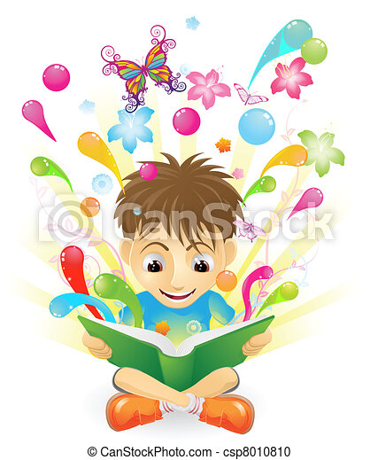 The joy of learning - csp8010810