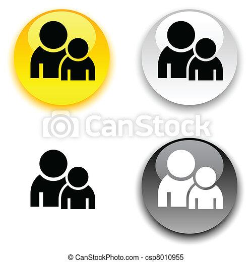 Forum button. - csp8010955