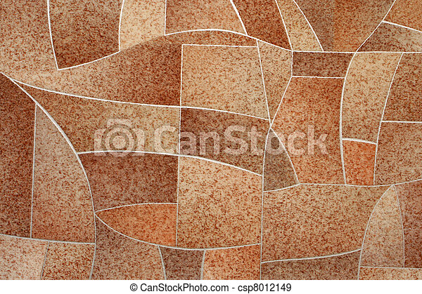 Detailed image of a linoleum - csp8012149
