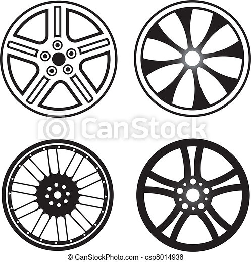 Wheels - csp8014938
