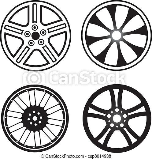 Wheels - csp8014938