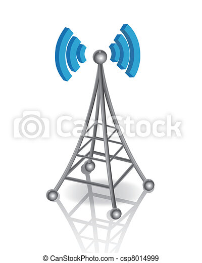 communication antenna - csp8014999