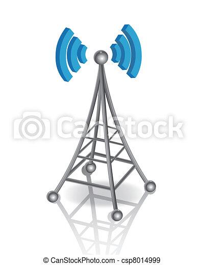 communication antenna - csp8014999